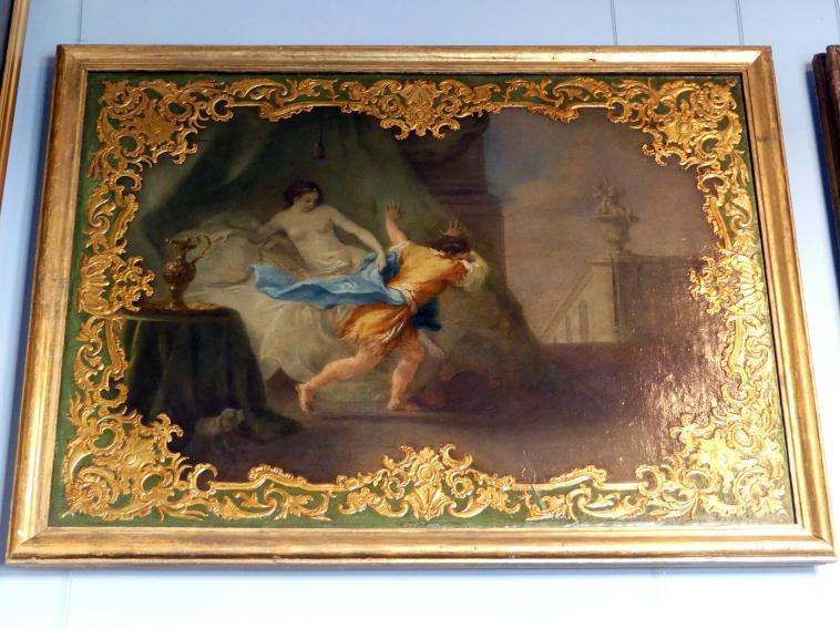 Martin Johann Schmidt (Kremser Schmidt): Joseph und Potiphars Weib, Undatiert