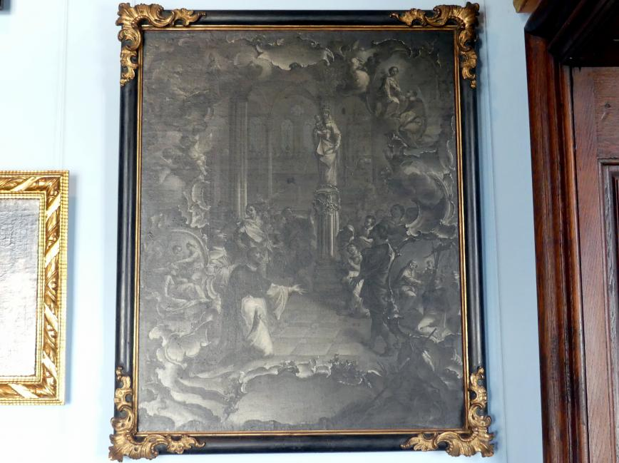 Christoph Thomas Scheffler: Der hl. Bernhard von Clairvaux, Undatiert