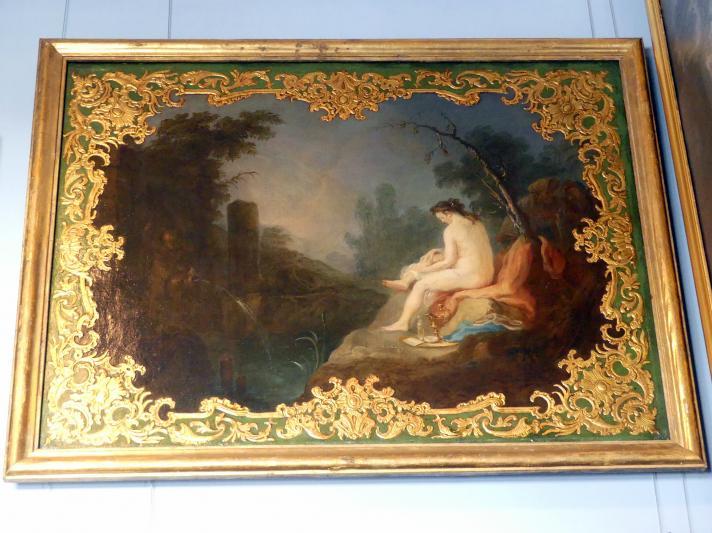 Martin Johann Schmidt (Kremser Schmidt): Susanna im Bade, Undatiert