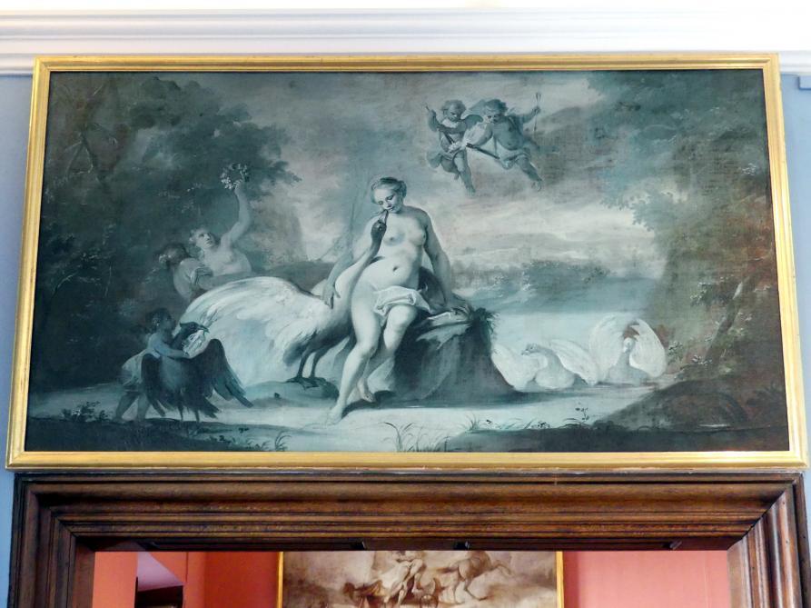 Joseph Christ: Leda und der Schwan, Um 1770
