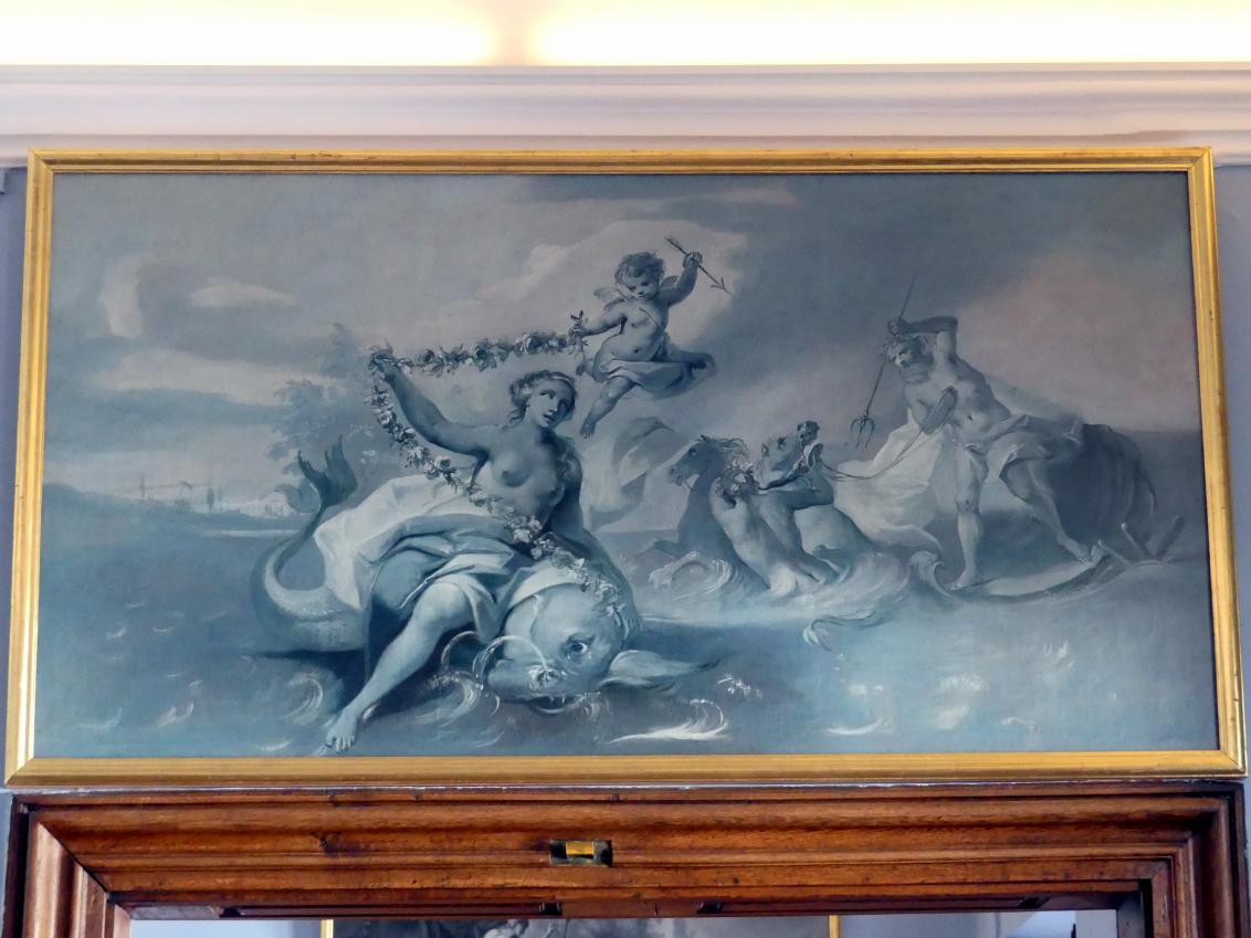 Joseph Christ: Neptun und Melantho, Um 1770