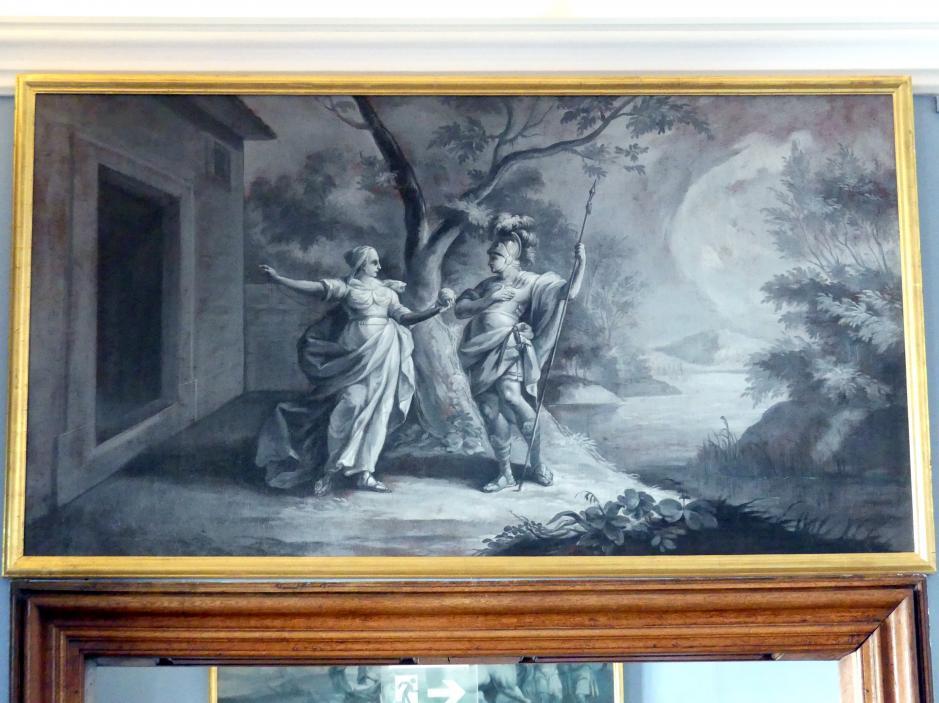 Joseph Christ: Der Faden der Ariadne, Um 1770