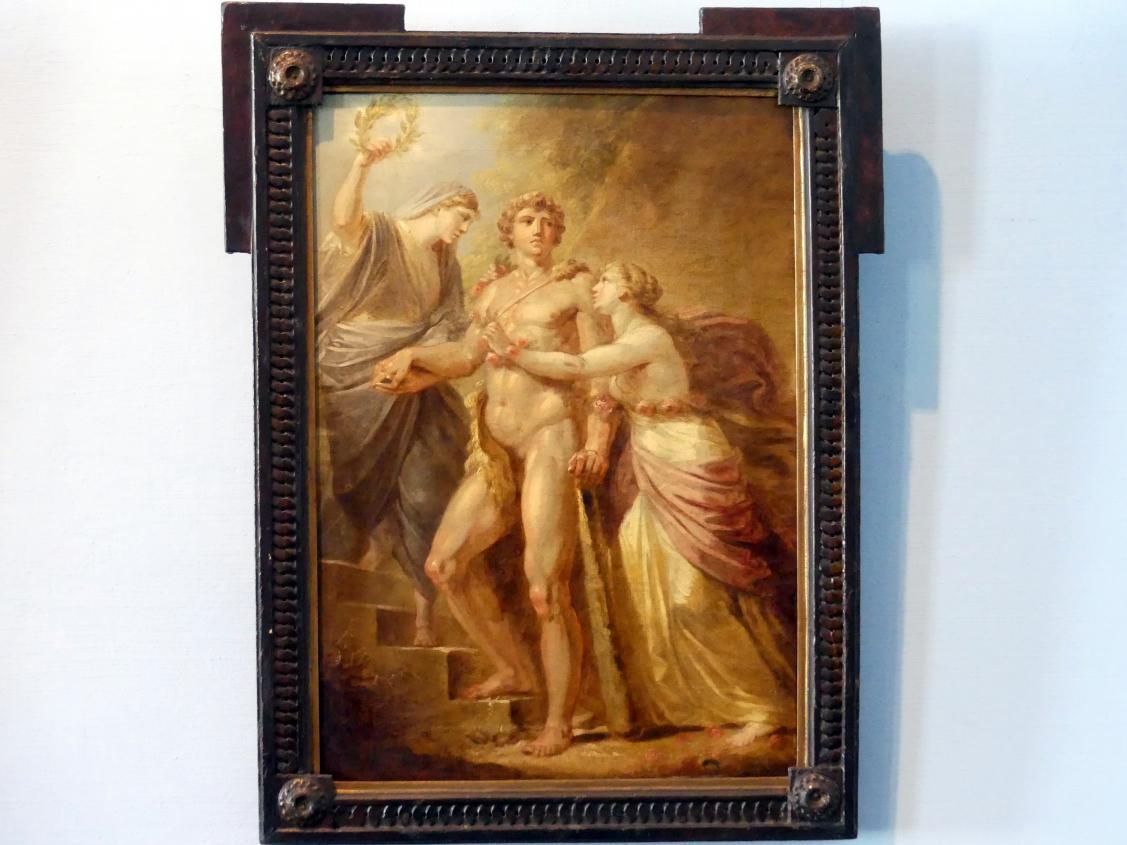 Heinrich Friedrich Füger: Herkules am Scheideweg, Undatiert