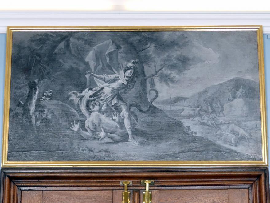 Joseph Christ: Das Goldene Vlies, Um 1770