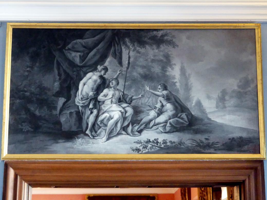 Joseph Christ: Die drei Parzen, Um 1770