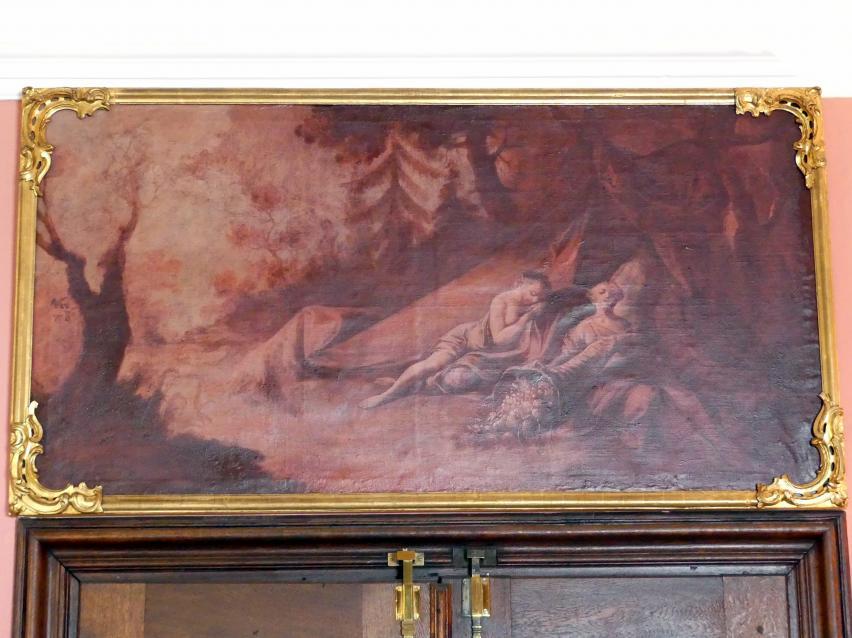 Joseph Christ: Das Füllhorn, um 1770