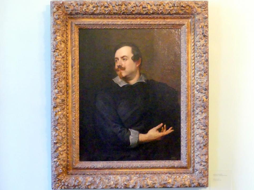 Anthonis (Anton) van Dyck: Bildnis eines Herrn, Um 1628
