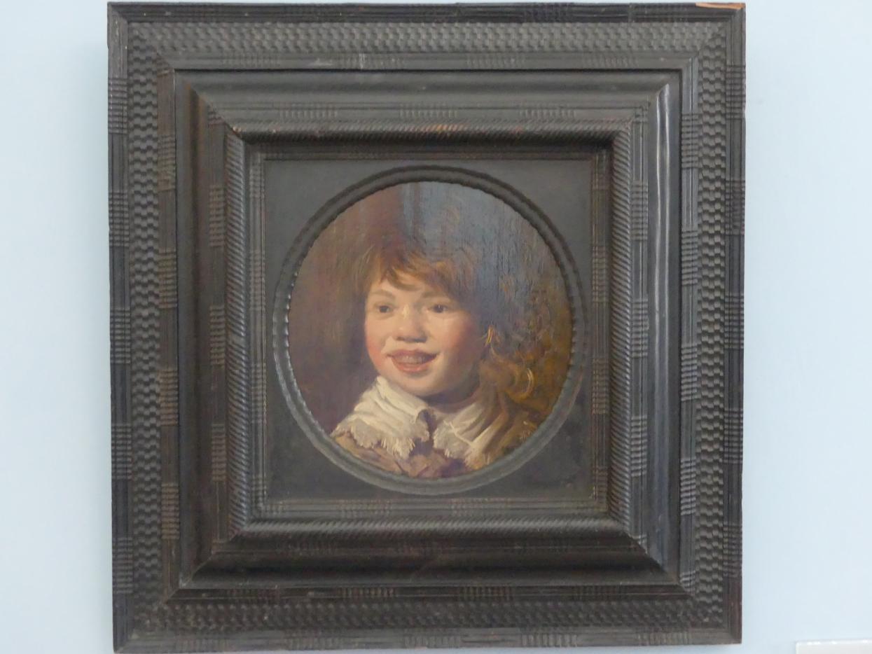 Frans Hals (Nachahmer): Lachender Knabe, 17. Jhd.