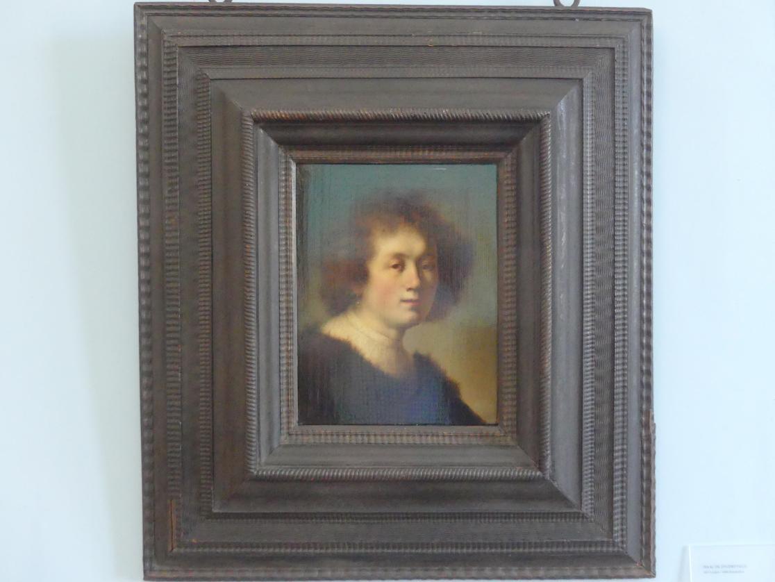 Isaac de Jouderville: Bildnis einer jungen Frau, Um 1630 - 1635