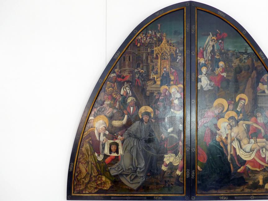 Thoman Burgkmair: Szenen aus der Passion Christi, um 1490 - 1500, Bild 2/6