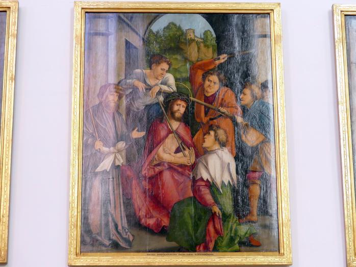 Hans Schäufelein: Tafeln des Christgartner Altars, Um 1525 - 1530