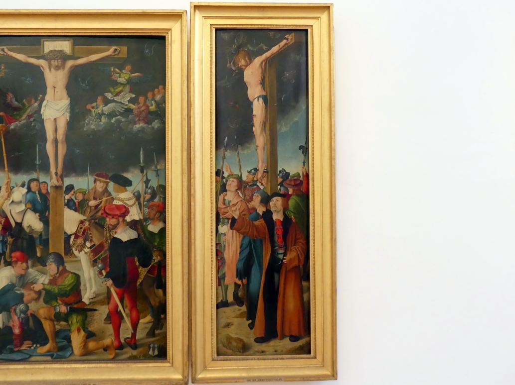 APT-Werkstatt: Kreuzigung Christi (Rehlingeraltar), 1517, Bild 4/8