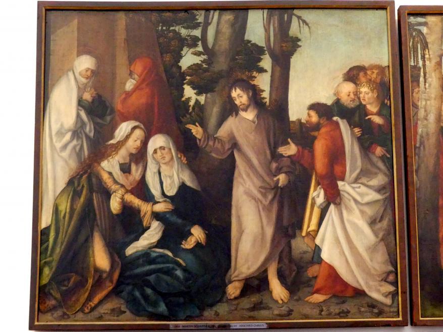 Martin Schaffner: Tafeln einer Passionsfolge, 1515