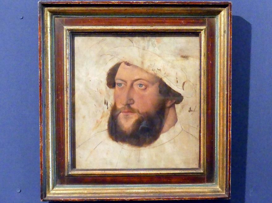 Peter Gertner: Bildnis des Pfalzgrafen Ottheinrich, Herzog von Pfalz-Neuburg, Um 1535