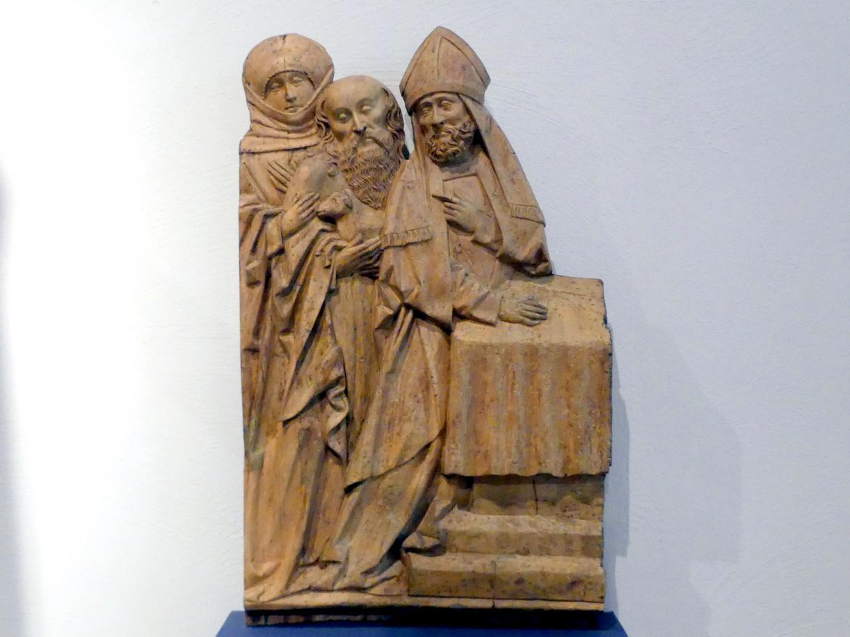 Die Zurückweisung von Joachims Opfer, Um 1510