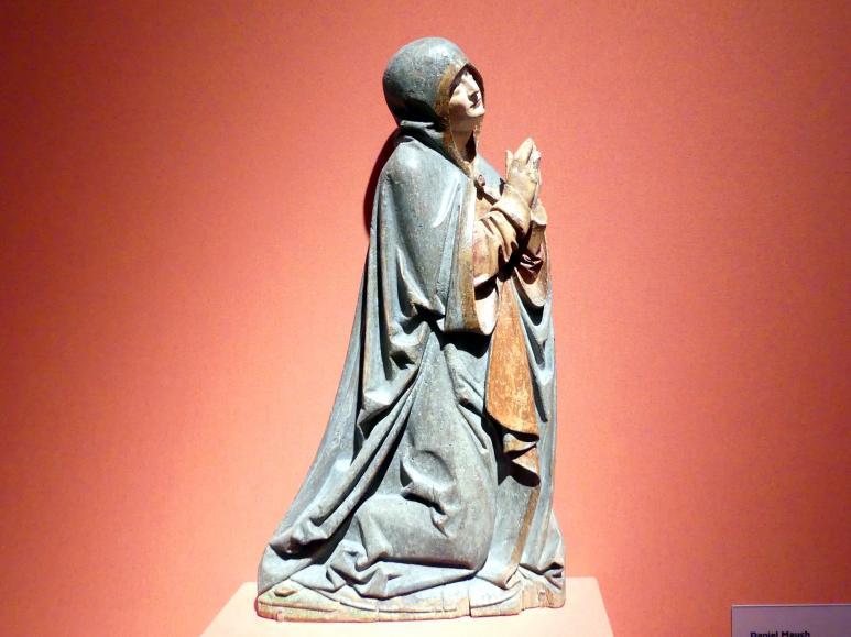 Daniel Mauch: Fürbittende Maria von einer Deësis, Um 1510 - 1520