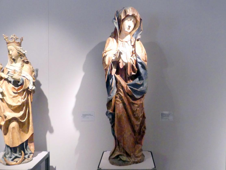 Meister der Blutenburger Apostel: Schmerzensmutter Maria, Um 1480 - 1490