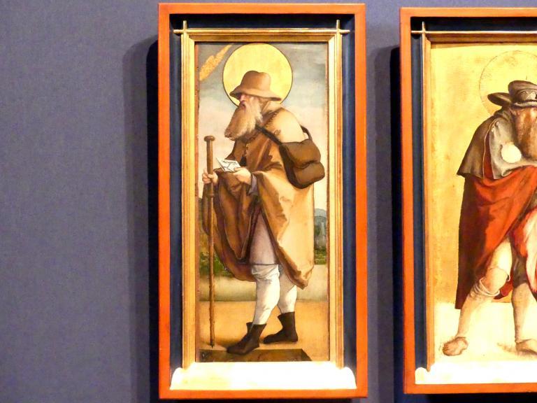 Meister von Meßkirch: Der Heilige Jodokus, 1535 - 1540