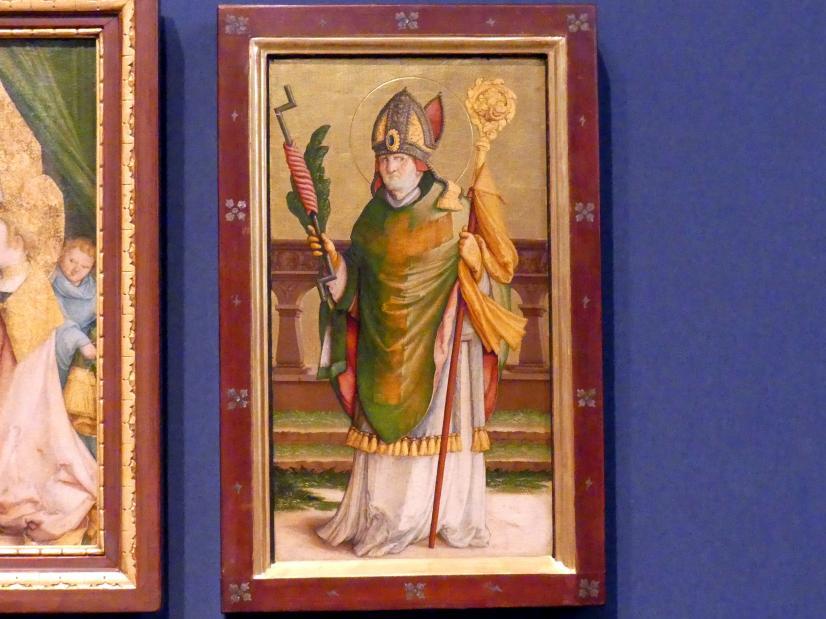 Meister von Meßkirch: Falkensteiner Retabel, nach 1530, Bild 4/11