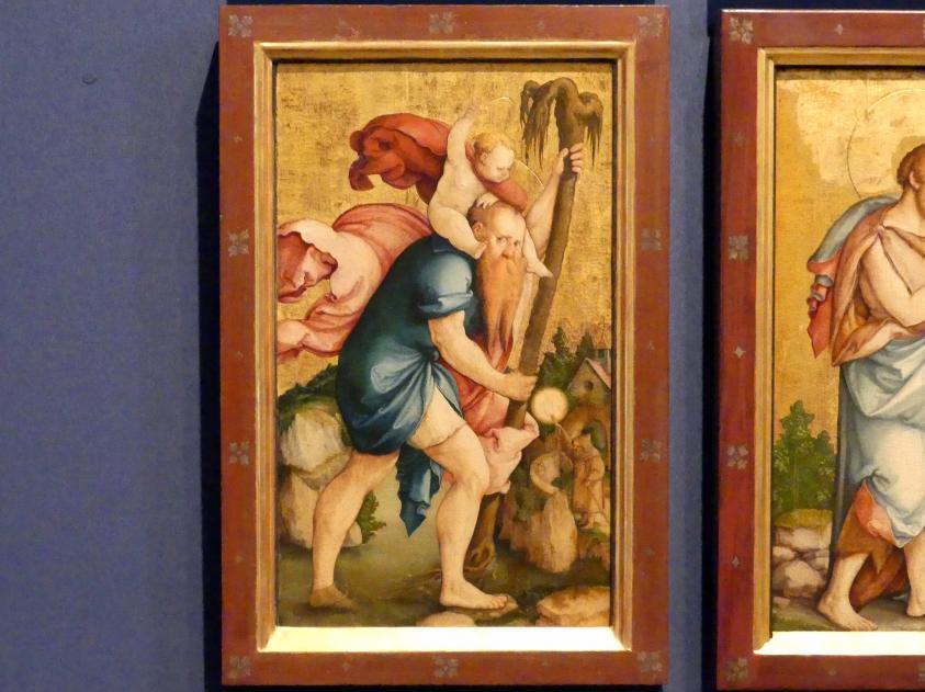 Meister von Meßkirch: Falkensteiner Retabel, nach 1530, Bild 5/11