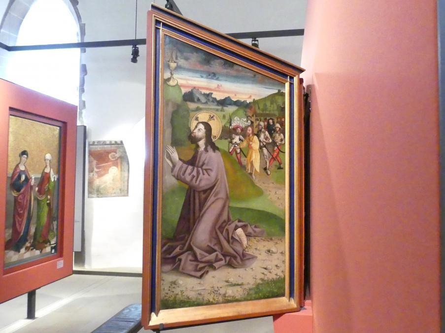 Meister mit dem Stieglitz: Annenaltar: Rechter Flügel, 1509
