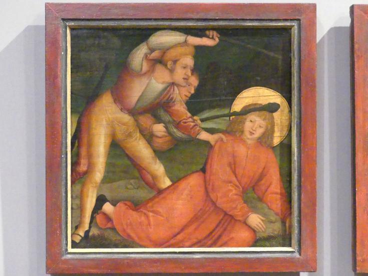 Bernhard Strigel: Das Martyrium des Heilige Veit, um 1520