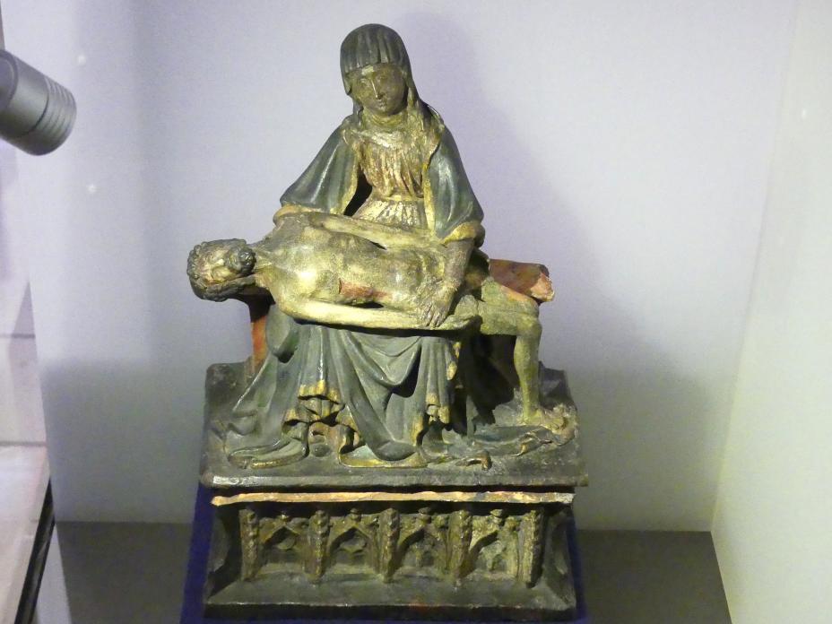 Vesperbild (Pietà), Um 1420