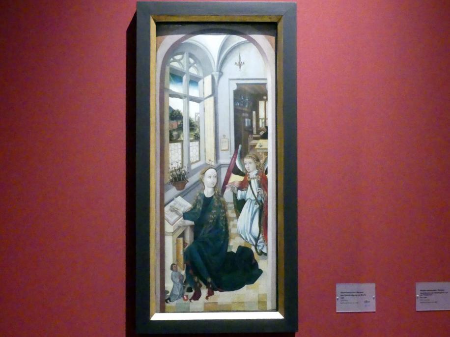 Die Verkündigung an Maria, 1468