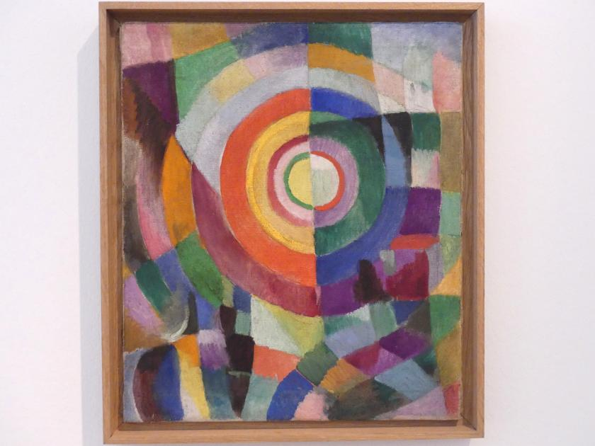Sonia Delaunay-Terk: Elektroprämien, Nr. 41, 1913 - 1914