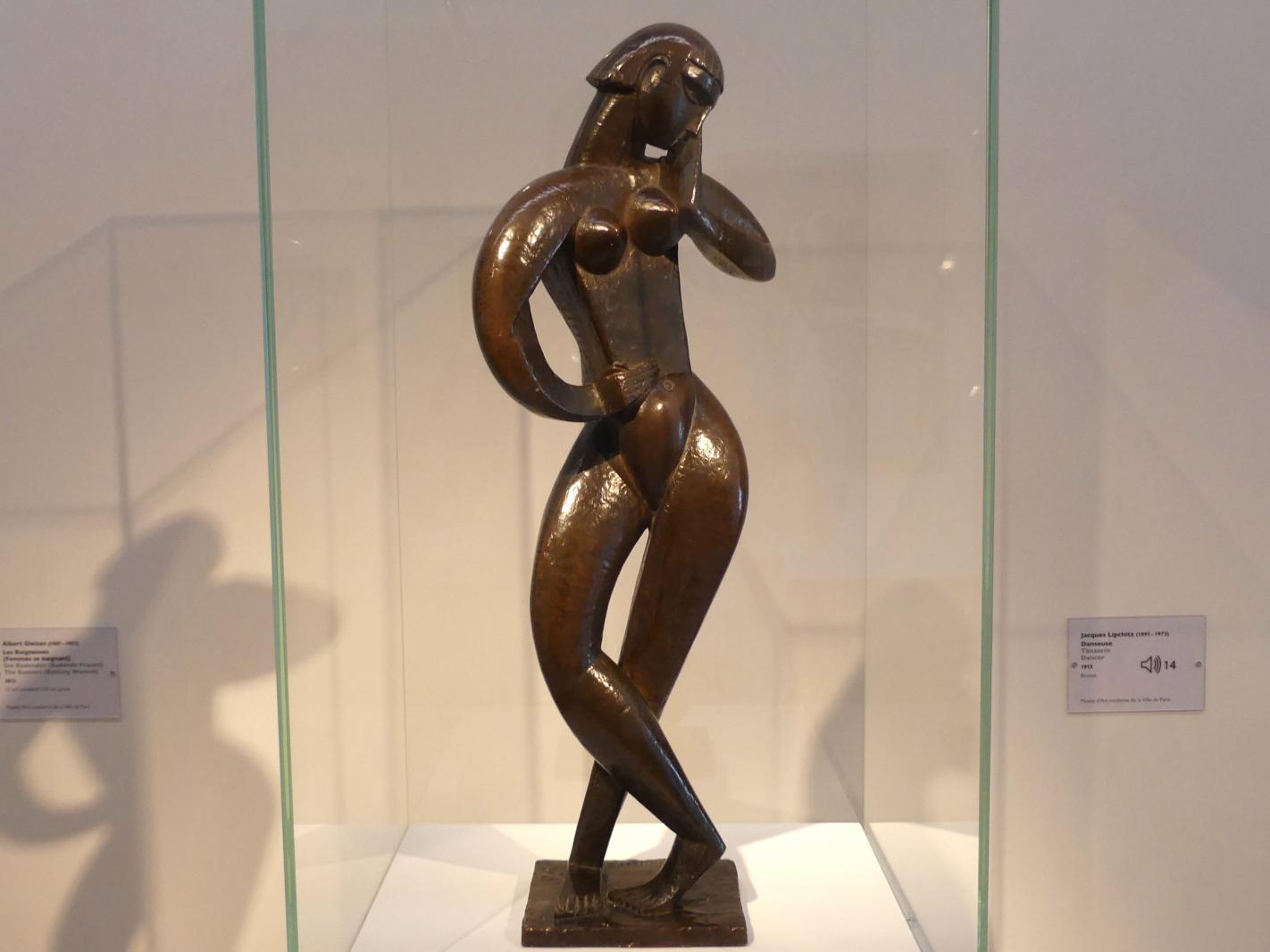 Jacques Lipchitz: Tänzerin, 1913