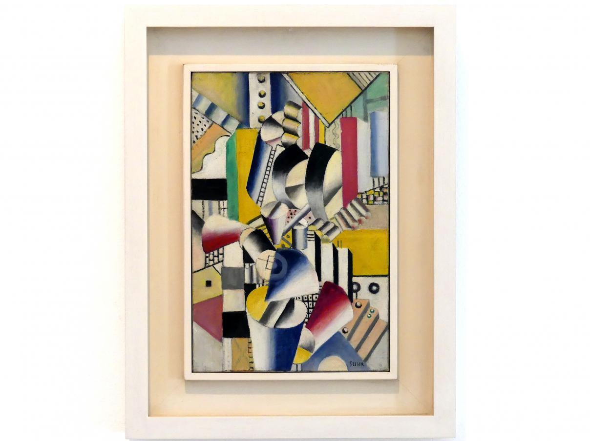 Fernand Léger: Formkontraste, 1918