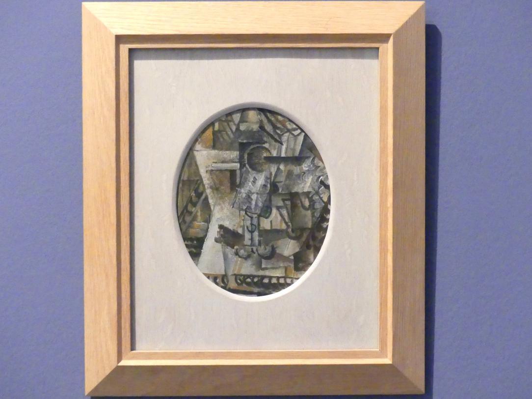 Georges Braque: Das Glas, 1911