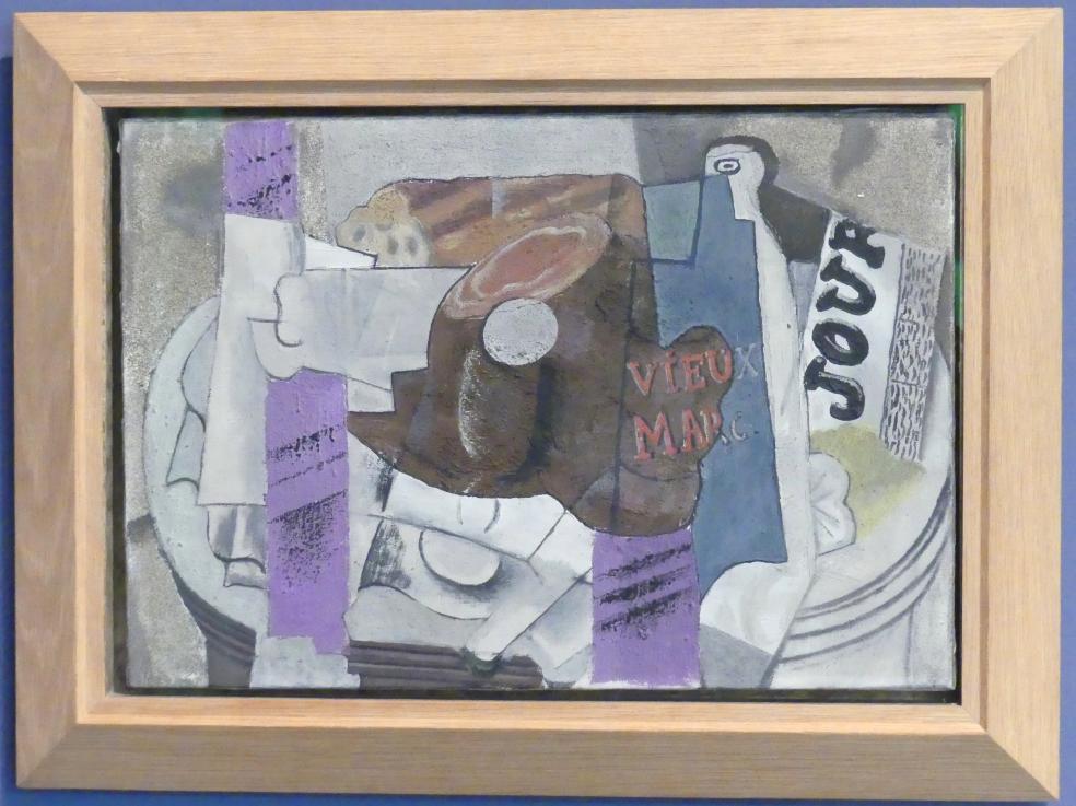 Pablo Picasso: Der alte Tresterbrand, Um 1914