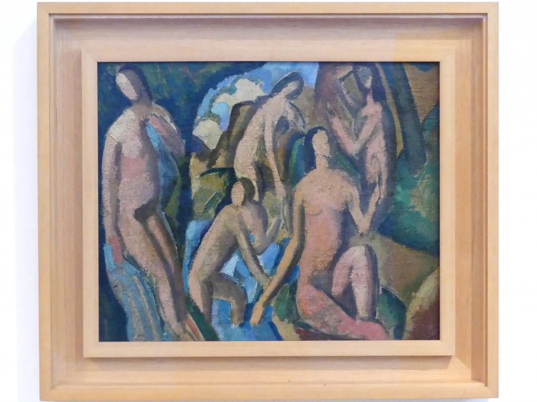 André Derain: Die Badenden, 1907