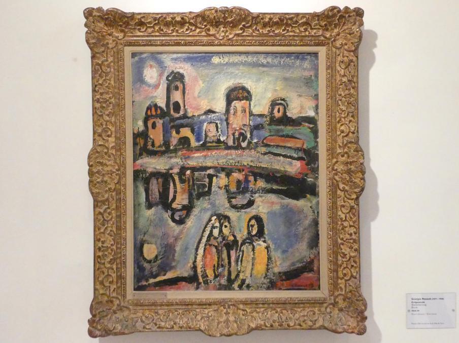 Georges Rouault: Dämmerung, 1938 - 1939