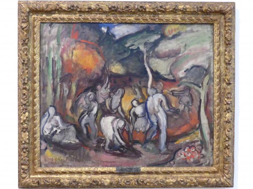 Othon Friesz: Der Herbst, 1908