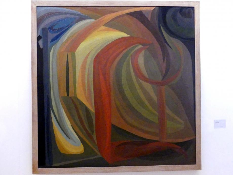 Otto Freundlich: Komposition, 1911