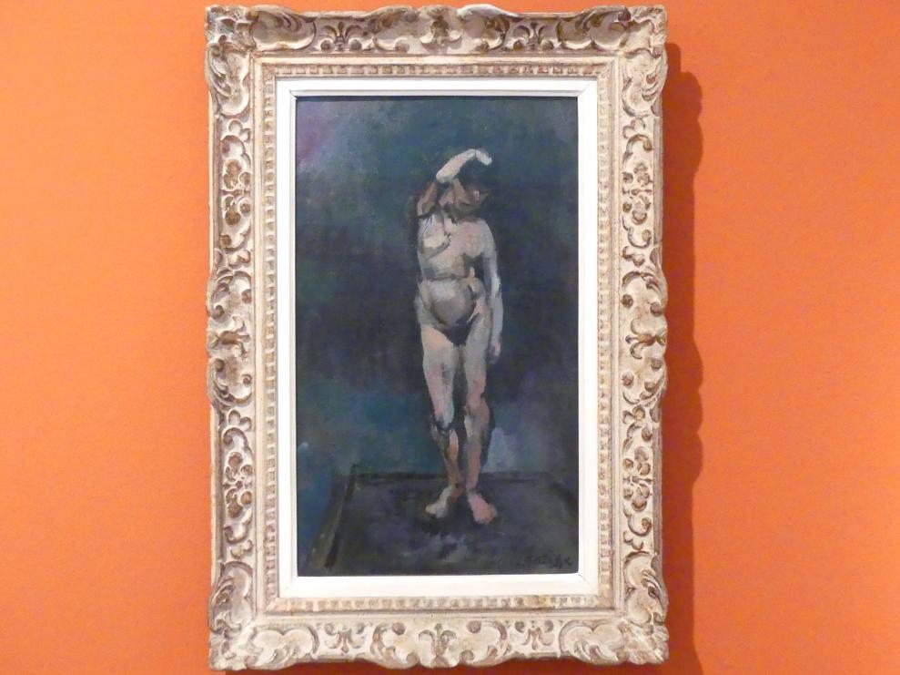 Henri Matisse: Das Modell, um 1900
