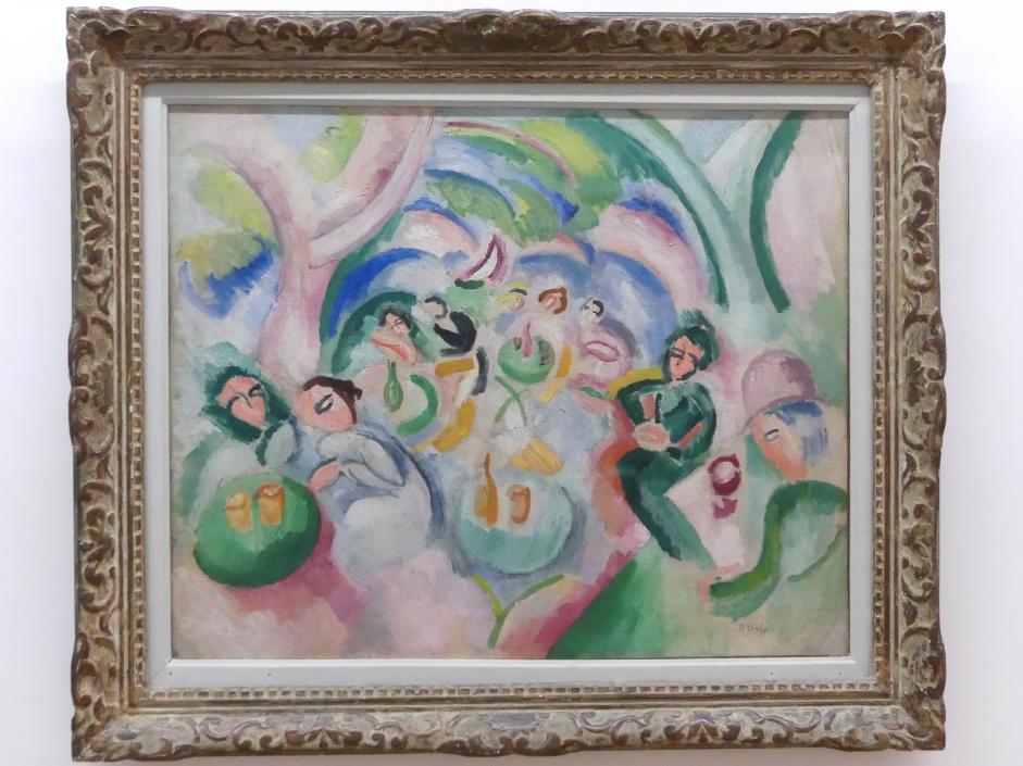 Raoul Dufy: Der Aperitif, 1908