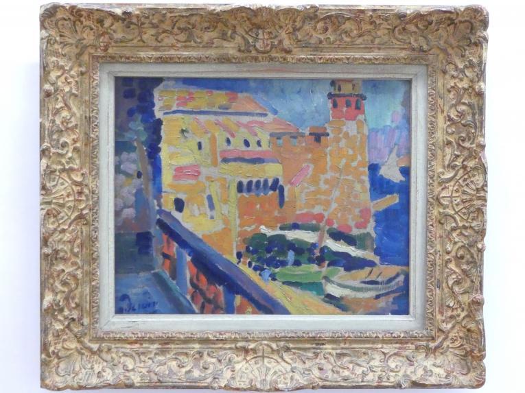 André Derain: Der Leuchtturm von Collioure, 1905