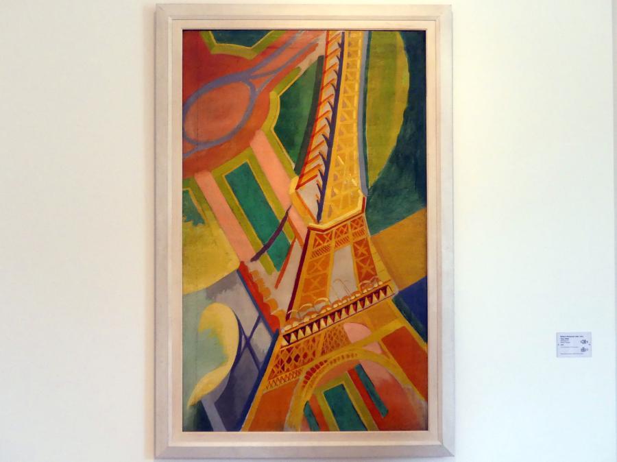 Robert Delaunay: Eiffelturm, 1926