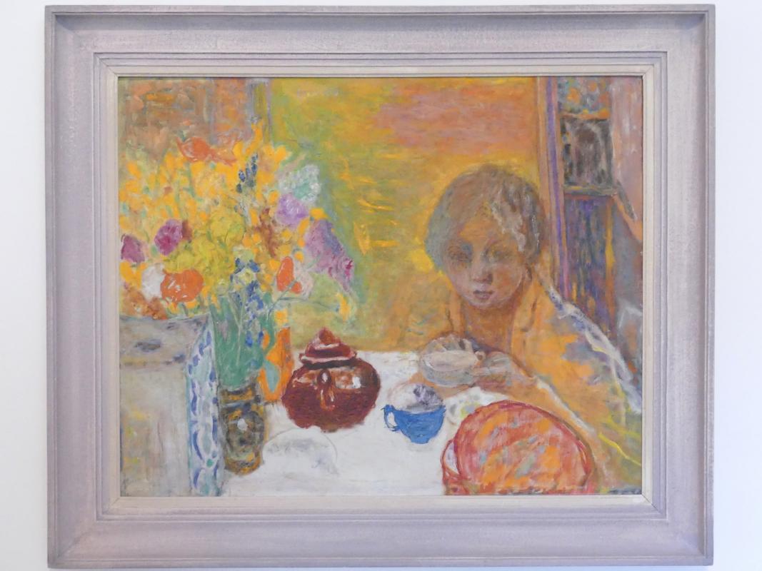 Pierre Bonnard: Das Mittagessen, 1932