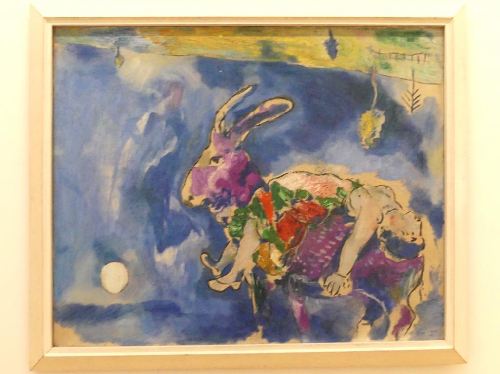 Marc Chagall: Der Traum, 1927