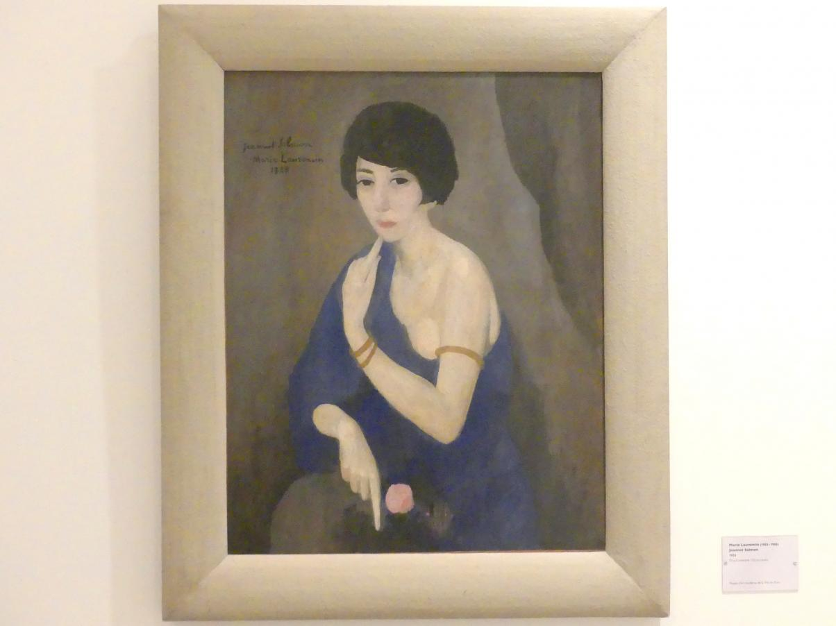 Marie Laurencin: Jeannot Salmon, 1923