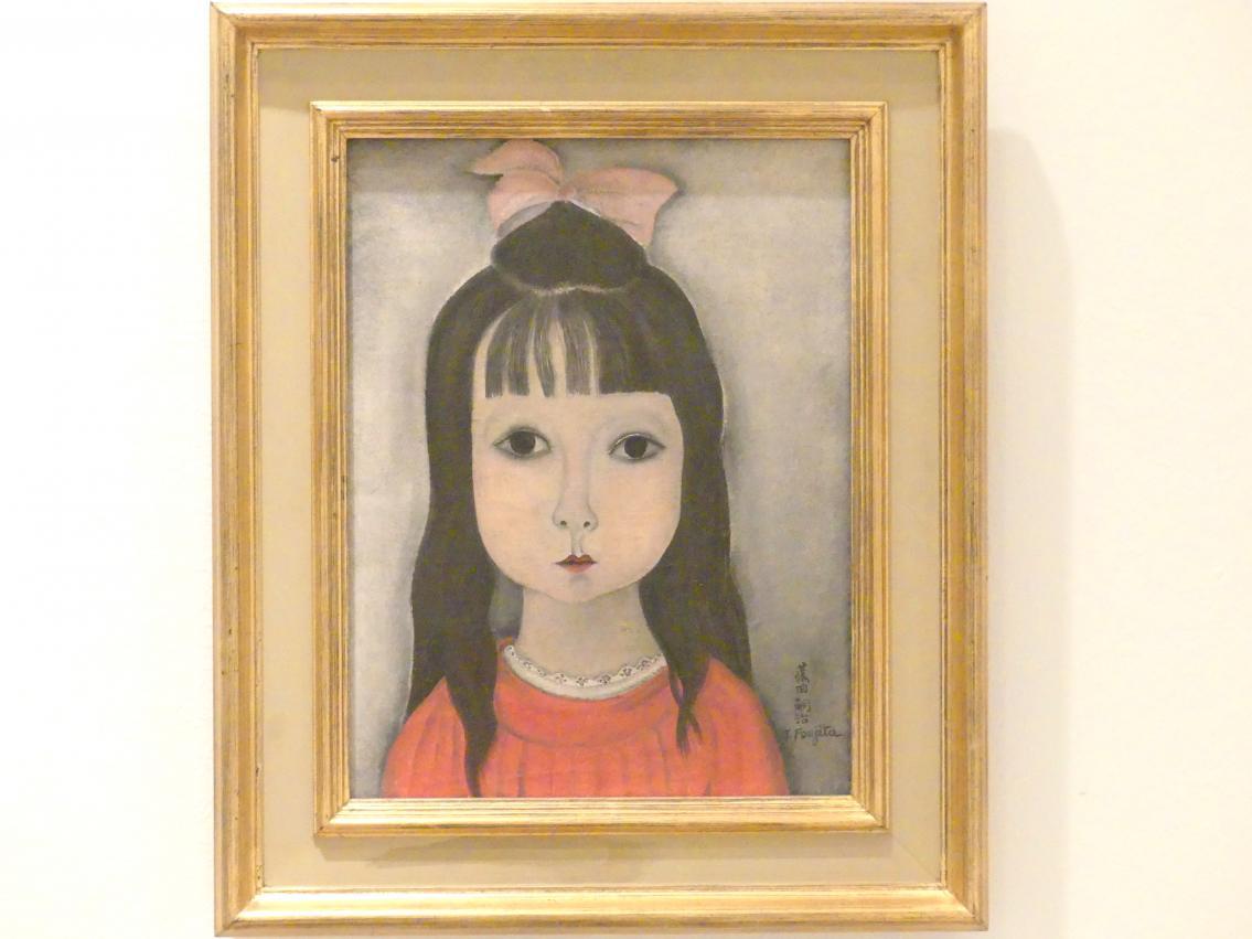 Tsuguharu-Léonard Foujita: Ohne Titel, um 1920