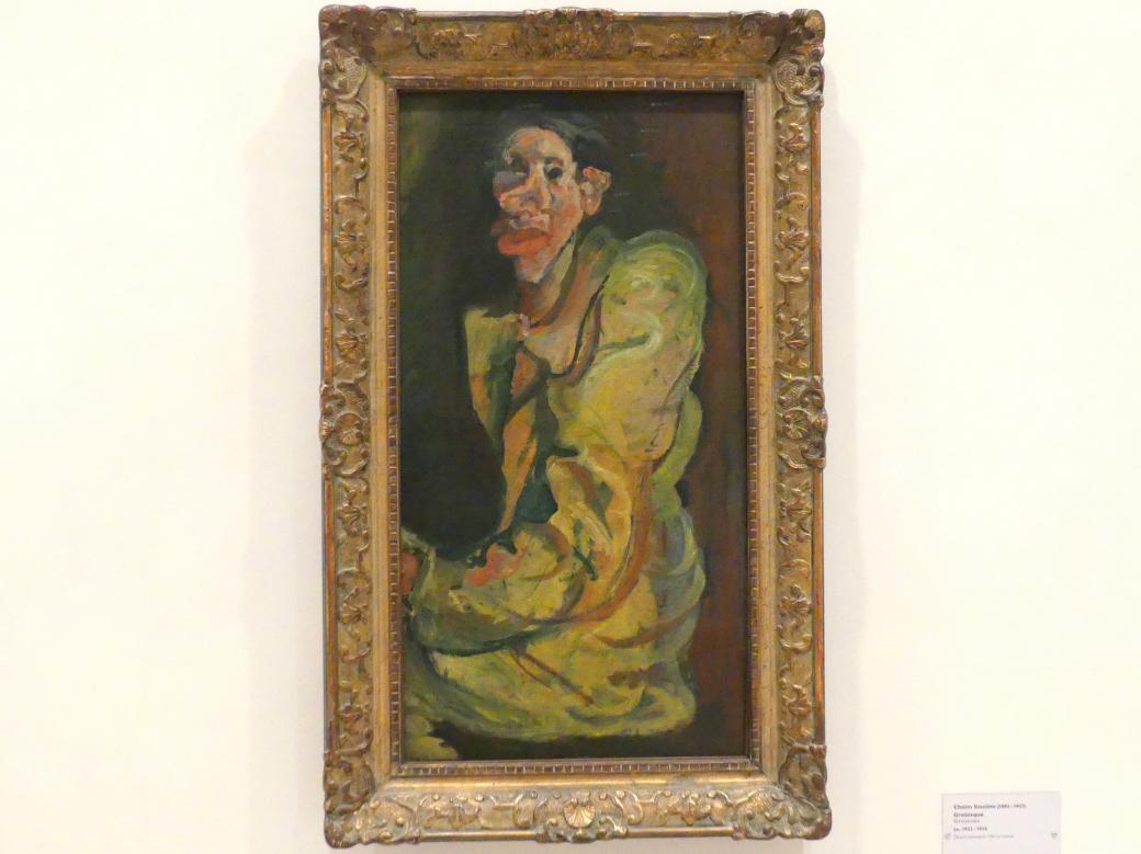 Chaïm Soutine: Groteske, um 1922 - 1925