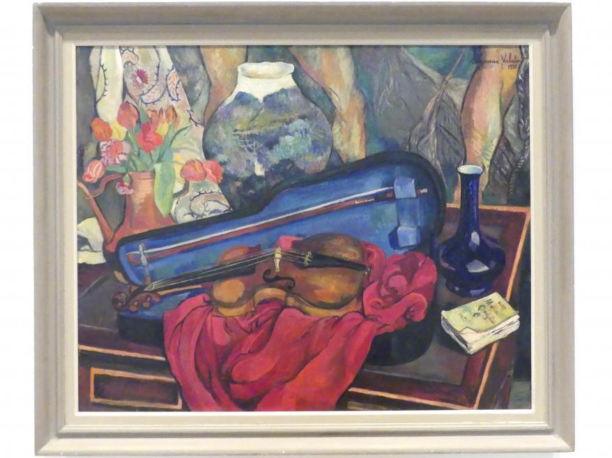 Suzanne Valadon: Der Geigenkasten, 1923