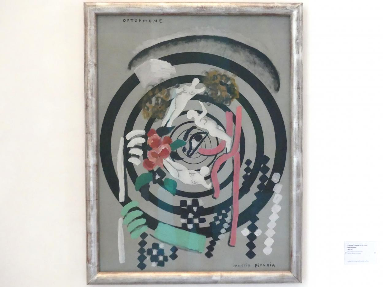 Francis Picabia: Optophone, 1921 - 1922
