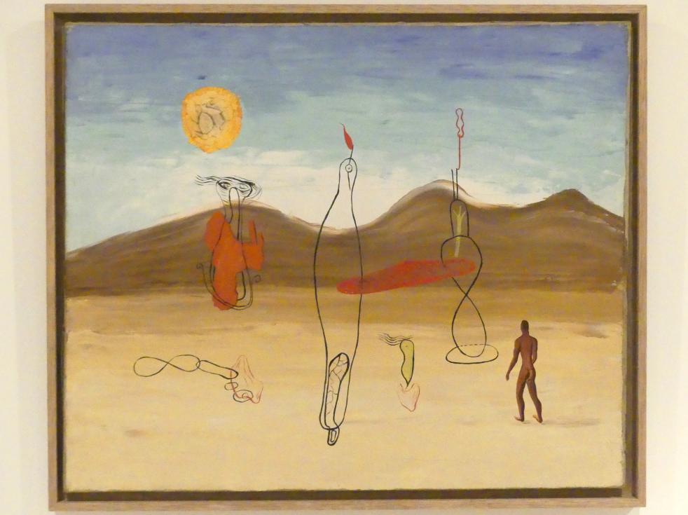 Victor Brauner: Herbst, 1933