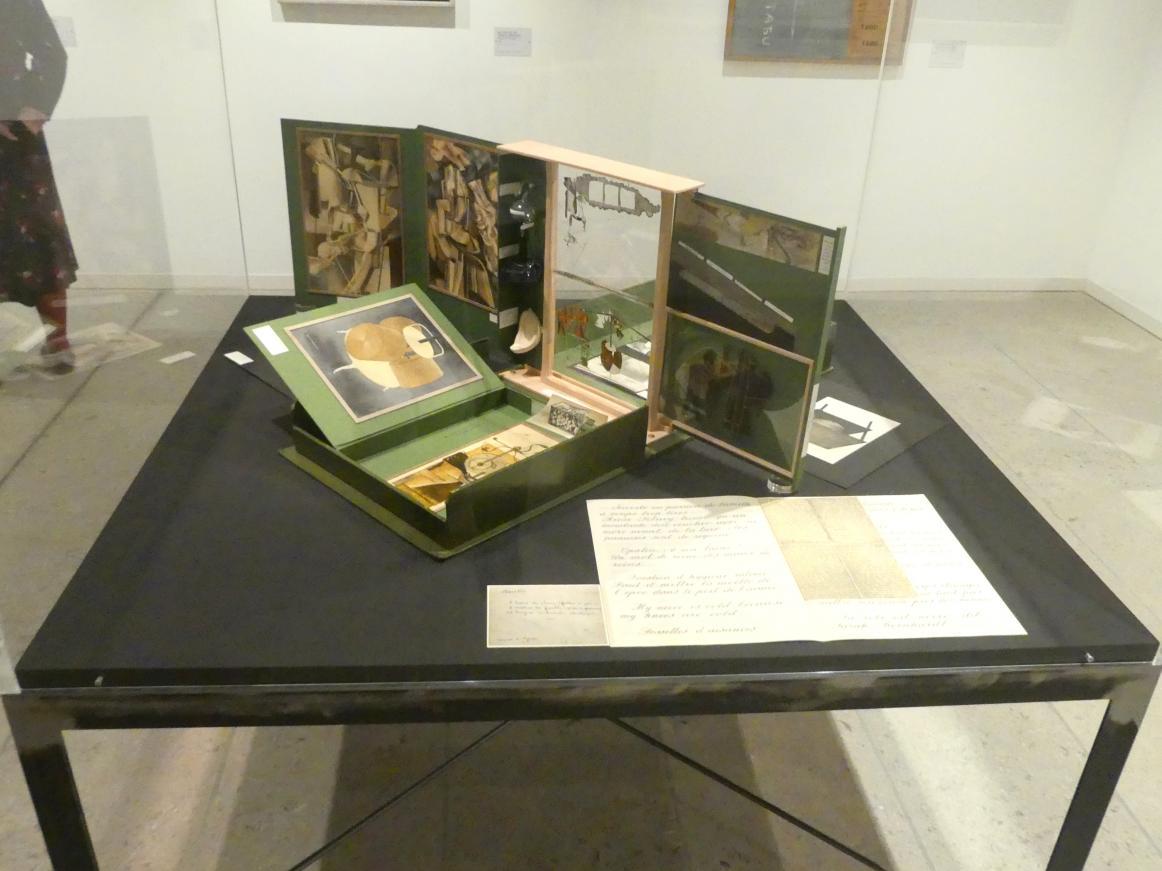 Marcel Duchamp: Schachtel im Koffer, 1936 - 1968